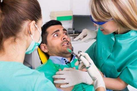 dental anksiyete